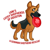 Lani's Lucky Shepherds of Houston - A German Shepherd Rescue