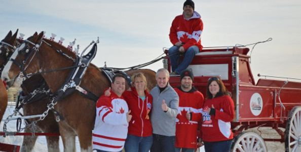 Hockey Day in Canada 2014