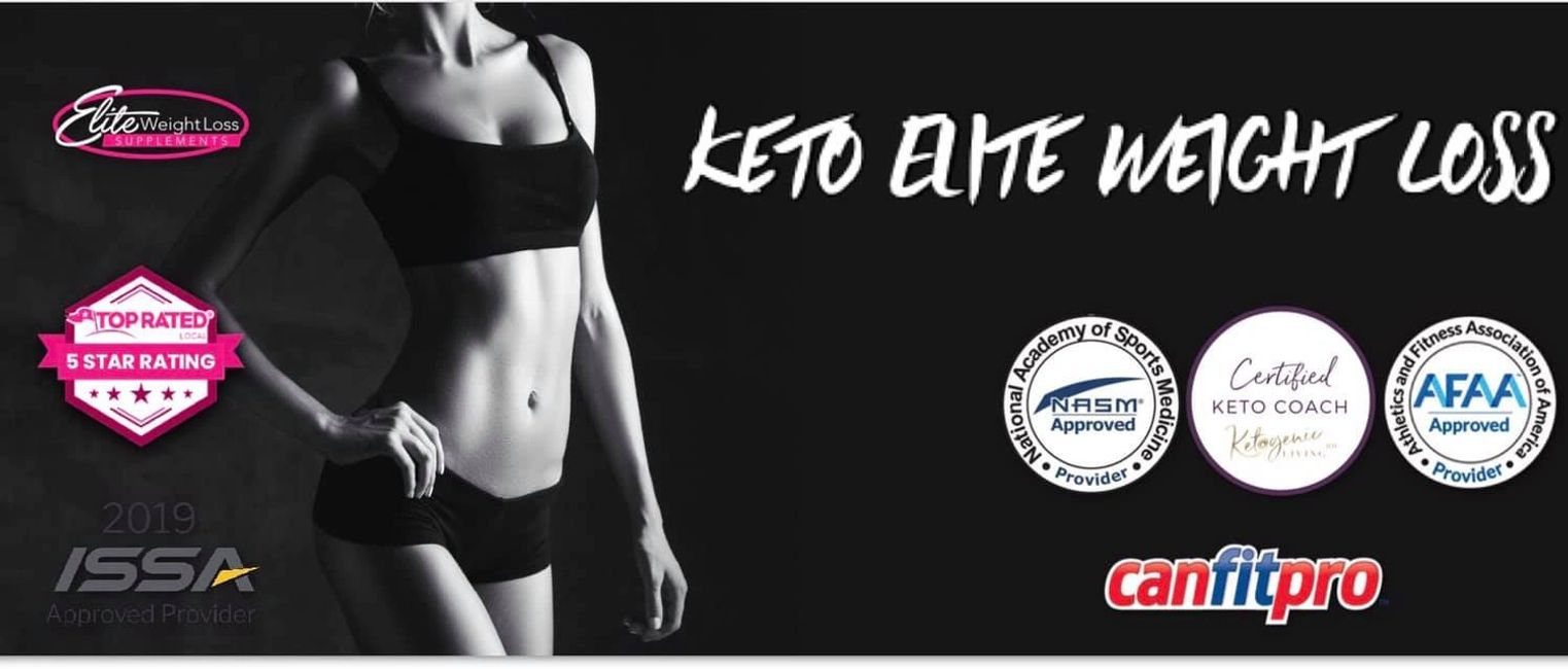 KETO ELITE WEIGHT LOSS PROGRAM