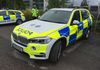 Joint force Surrey - Sussex Traffic BMW X5 F15 SUV