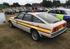 From its first use the Rover SDI 3500 V8 proved to be an able police car.  Looked the part which was always important.