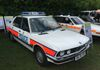 Phil Jacobs Hampshire Constabulary BMW 5 Series E28.  Always a head turner.