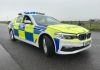 The next 4 pictures just show the neat lines of the new BMW offering to the Police market the 5 Series G30.........