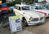 The Hampshire Constabulary Volvo 121 Amazon still owned by Hampshire but in the custody of member Steve Woodward.