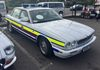 Nice to see Adrian Cottle at the event all the way up from the West Country in his Wiltshire Constabulary Jaguar XJ6.