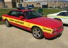 The Jaguar XJ6 in another guise.  This time as an event support fire vehicle.