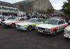 The following photo's are of club cars on show in the arena........