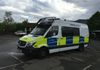 Another Metropolitan Police vehicle on show was this Mercedes Benz Sprinter used for Public Order events.