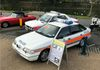 Derbyshire Ford and Hampshire BMW shows how forces used to be able to choose vehicles that suited them best for their use.