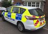 Sussex Police Ford S-Max.  Seems to be quite popular amongst a few forces.