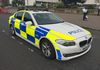 GMP RPU BMW 5 Series F10 running out of Eccles was on show Saturday.