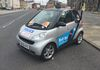 Part of the the GMP 'Drivesafe' team this little Smart car is operated by PCSO's.