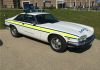 One that did the rounds in many different liveries as a Police demonstrator. Finally ending up at Gaydon in Kent colours the sporty Jaguar XJS