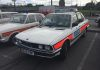 Phil Jacob's Hampshire Constabulary BMW 5 Series E28.