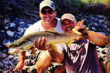 fly fishing lessons. fly fishing instruction bozeman. bozeman montana guided fishing.