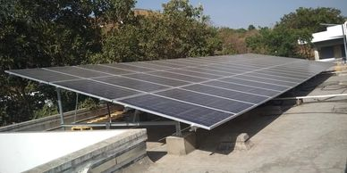solar structure, solar module mounting structures, solar panel