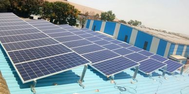 Solar Structures in Mumbai, Solar module mounting structure companies in India