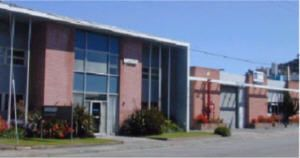 Belmont, California. Commercial real estate: manufacturing / warehouse for sale or lease.