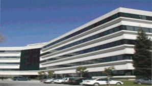 South San Francisco, California. Commercial real estate: office for sublease.