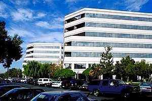 San Mateo, California. Commercial real estate: office for sublease.