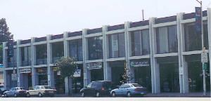 Los Altos, California. Commercial real estate: retail for lease or rent.