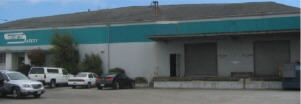 South San Francisco, California. Commercial real estate: warehouse for lease or rent.