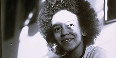 A Young Nikki Giovanni