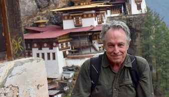 Dr. Tom Lutz Travels the World
