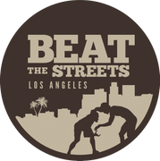 Beat the Streets Los Angeles Wrestling Logo