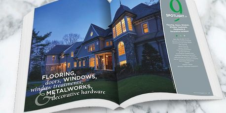 Vintage Properties, Inc, featured in Boston Design Guide 17th Annual Edition.