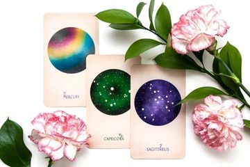 Tarot and Astrology Readings, monthly sessions, Vancouver BC, tegantarot, Self devotion, Solar Logos