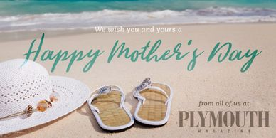 Plymouth Magazine, Mothers' Day promo, Facebook
