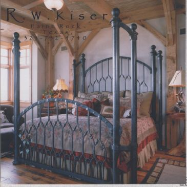 Beautiful Custom Bed
