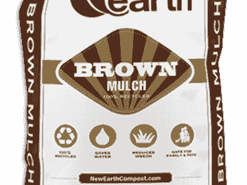 New Earth Brown Mulch
