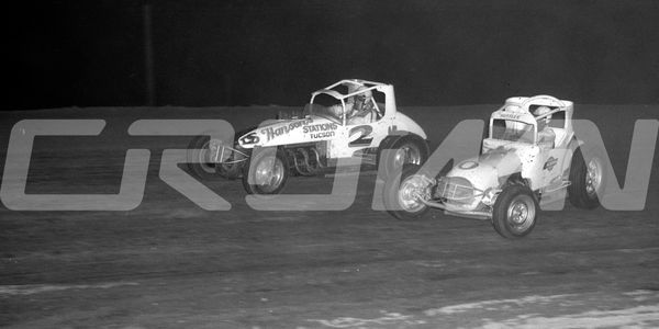 Tucson's dirt and circle track racing photo