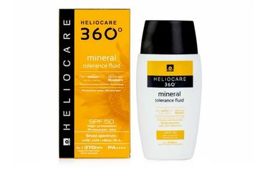 Heliocare 360 mineral sunscreen sun protection available to buy in Berkshire and Wiltshire