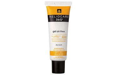 Heliocare 360 Oil-Free sunscreen best for acne in Berkshire and Wiltshire