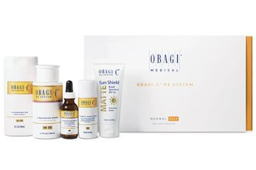 Vitamin C cream and serum to lighten sun damage by Obagi  in Berkshire and Wiltshire
