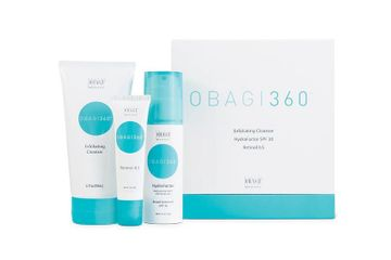 Obagi 360 system. Complete system for maintaining a youthful glow. Obagi Retinol. Obagi Exfoliating. In Berkshire and Wiltshire