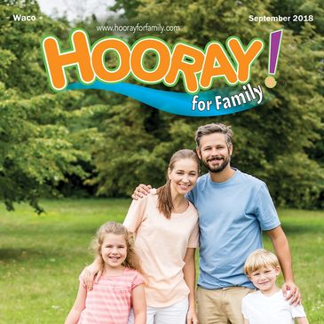 Hooray for Family is a monthly resource guide serving the central Texas area.