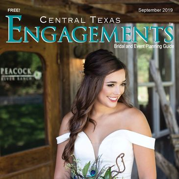 Central Texas Engagements is a bridal and event planning guide in the central Texas area.