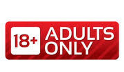 18 + Adults Only