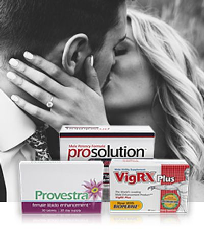 For Better Sexual Health! VigRX Plus, Provestra™