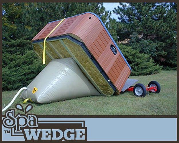 Dan Bower Spa Service Spa Mover Hot Tub Moving