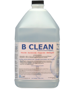 B Clean kills viruses, bacteria, and fungi including Human Coronavirus and other human pathogens.