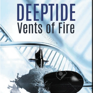 Deeptide:  Vents of Fire.  Collab. Steven Evans.  XLibris. 	A science fiction novella, which may be