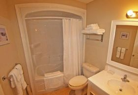 Private ensuite bathroom at an addiction treatment center in halifax nova scotia