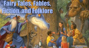 2020 SRC Fantasy Fairy Tales Folklore storytelling assembly program idea for children is a fun magic puppet show by central Texas author magician Julian Franklin