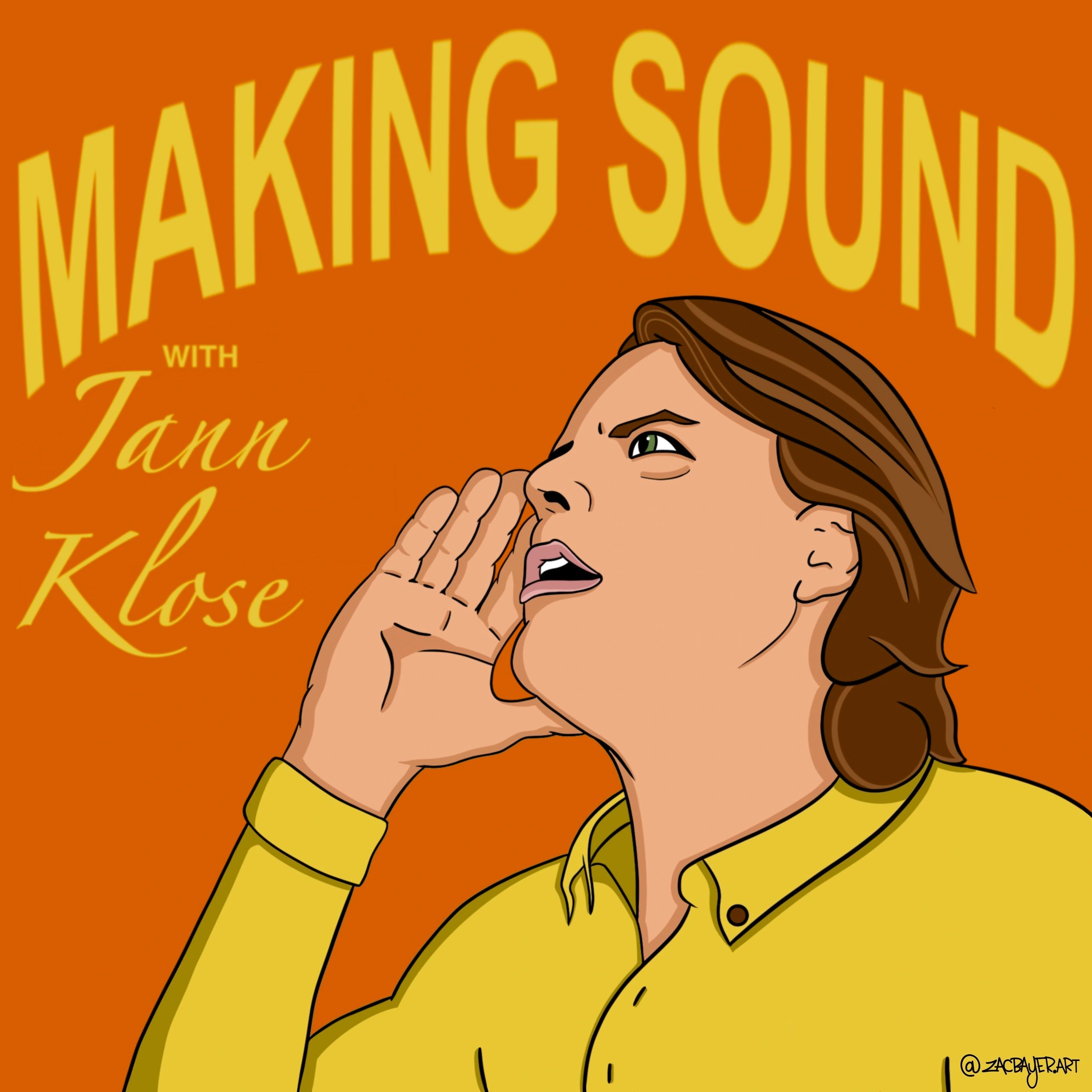 jann klose making sound podcast logo