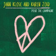 Jann Klose Karen Zoid Pour the Champagne Single Art